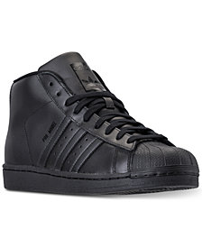 adidas Men's Pro Model Casual Sneakers from Finish Line