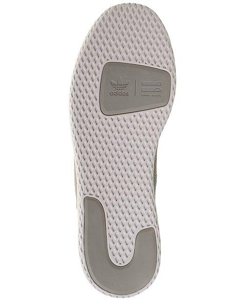 edacc0634d8d3 adidas Men s Originals Pharrell Williams Tennis HU Casual Sneakers from  Finish ...