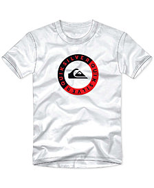 Quiksilver Men's Shores Away Graphic T-Shirt