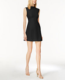 Rachel Zoe Carrie Fit & Flare Dress