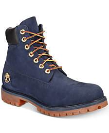 "Timberland Men's 6"" Boot, Created for Macy's"
