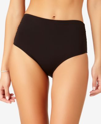 Live In Color High-Waist Bikini Bottoms, Created for Macy's