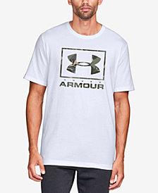 Under Armour Men's Charged Cotton® Print-Logo T-Shirt