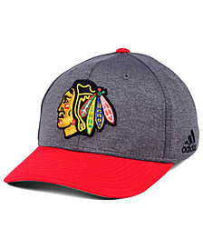 adidas Chicago Blackhawks Shortside Flex Cap