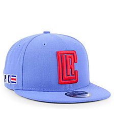 New Era Los Angeles Clippers City Series 9FIFTY Snapback Cap