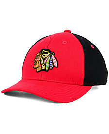 Outerstuff Boys' Chicago Blackhawks 2Tone Adjustable Cap