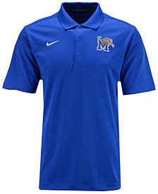 Nike Men's Memphis Tigers Varsity Team Logo Polo