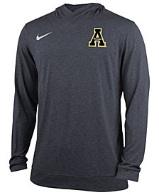 Nike Men's Appalachian State Mountaineers Dri-Fit Hoodie