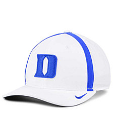 Nike Duke Blue Devils Aerobill Sideline Coaches Cap