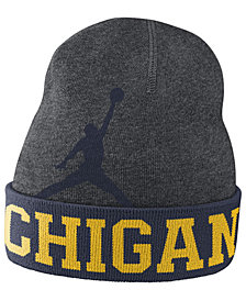 Nike Michigan Wolverines Training Beanie Knit