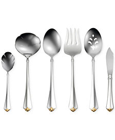 Oneida Golden Juilliard 6-Pc. Flatware Serving Set