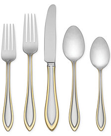 Lenox Medford Gold 20-Pc. Flatware Set, Service for 4