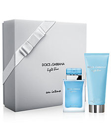 DOLCE&GABBANA 2-Pc. Light Blue Eau Intense Gift Set