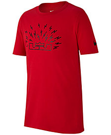 Nike Dry LeBron Graphic-Print T-Shirt, Big Boys