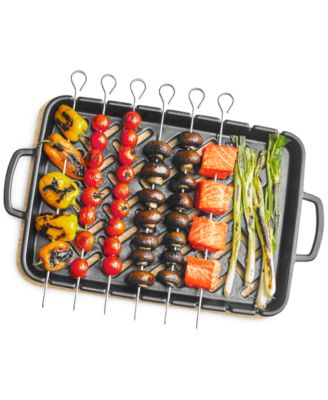Skewer Grill Plate, Created for Macy's