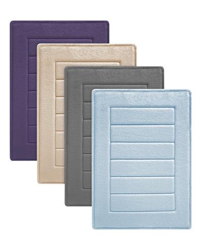 Soft-Tex SensoSoft™ Ultra Plush Memory Foam Bath Rugs