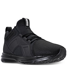 Puma Men's Enzo Wide Casual Sneakers from Finish Line