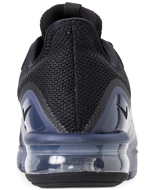 9358b6ef99 Nike Men's Air Max Sequent 3 SE Running Sneakers from Finish Line ...