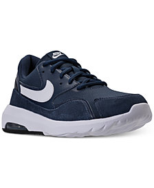 Nike Men's Air Max Nostalgic Casual Sneakers from Finish Line