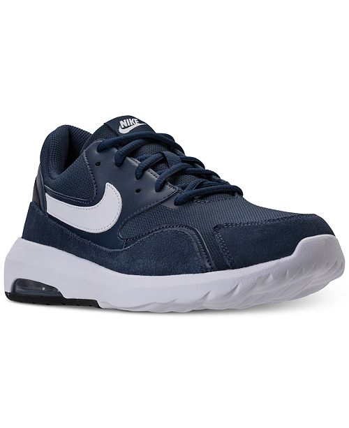 689f9d05 Nike Men's Air Max Nostalgic Casual Sneakers from Finish Line ...