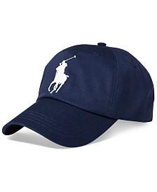 Polo Ralph Lauren Men's Big Pony Chino Sports Hat