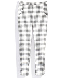 Nowadays x Bailee Madison Gingham Cropped Pants, Big Girls & Juniors