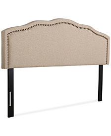 Eveline Adjustable King/California King Headboard, Quick Ship