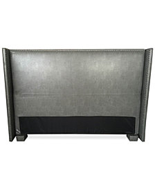 Barina Adjustable King/California King Headboard, Quick Ship
