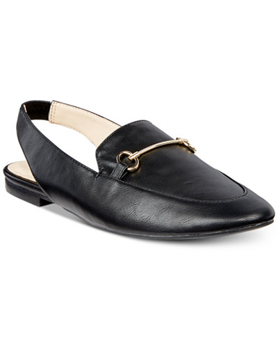 Bar III Opel Slingback Flats, Created for Macy's