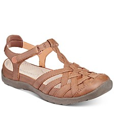 Baretraps Florrie Rebound Technology™ Flat Sandals, Created for Macy's