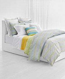 CLOSEOUT! Lauren Ralph Lauren Gemma 3-Pc. King Duvet Cover Set