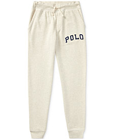 Ralph Lauren Cotton French Terry Joggers, Toddler Boys
