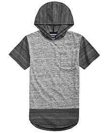 Univibe Hooded Victory T-Shirt, Big Boys