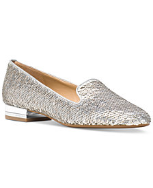 MICHAEL Michael Kors Alyssa Slip-On Loafer Flats