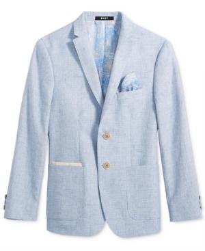 Dkny Chambray Sport Coat,...