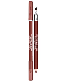 Le Lipstique Dual Ended Lip Pencil with Brush, 0.04 oz
