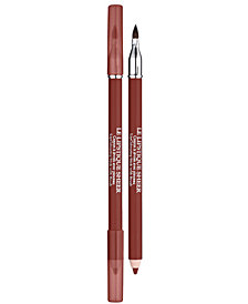 Lancôme Le Lipstique Dual Ended Lip Pencil with Brush, 0.04 oz