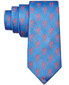 Lauren Ralph Lauren Lobster-Print Silk Necktie, Big Boys