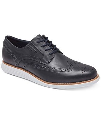 Rockport Men's Total Motion Sport Dress Wingtip Oxfords Men's Shoes