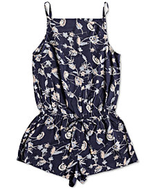 Roxy Beach Days Romper, Big Girls