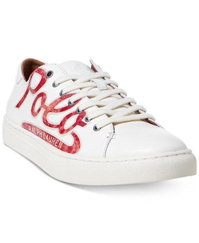 polo ralph lauren shoes history info graphics images