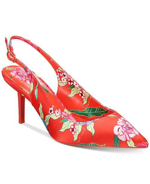 b67627567ba ALDO Criwiel Slingback Kitten Pumps   Reviews - Pumps - Shoes - Macy s