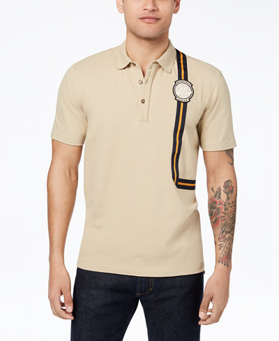 Sean John Men's Art Polo With Taping, Created for Macy's