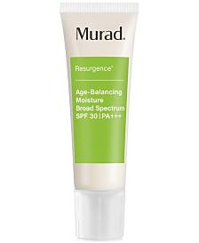 Murad Resurgence Age-Balancing Moisture Broad Spectrum SPF 30 | PA+++, 1.7-oz.