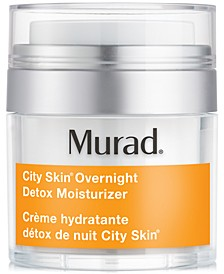 City Skin Overnight Detox Moisturizer, 1.7 fl. oz.