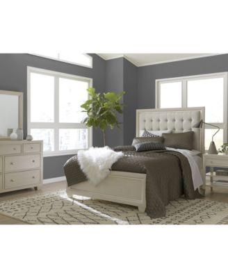 Furniture Kelly Ripa Kendall Bedroom Furniture, 3 Pc. Set (Queen Bed,  Dresser U0026 Nightstand), Created For Macyu0027s   Furniture   Macyu0027s