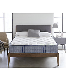 "Chic Couture Memory Foam and Wrapped Coil Hybrid 12"" Firm Mattress, Quick Ship, Mattress in a Box- Queen"