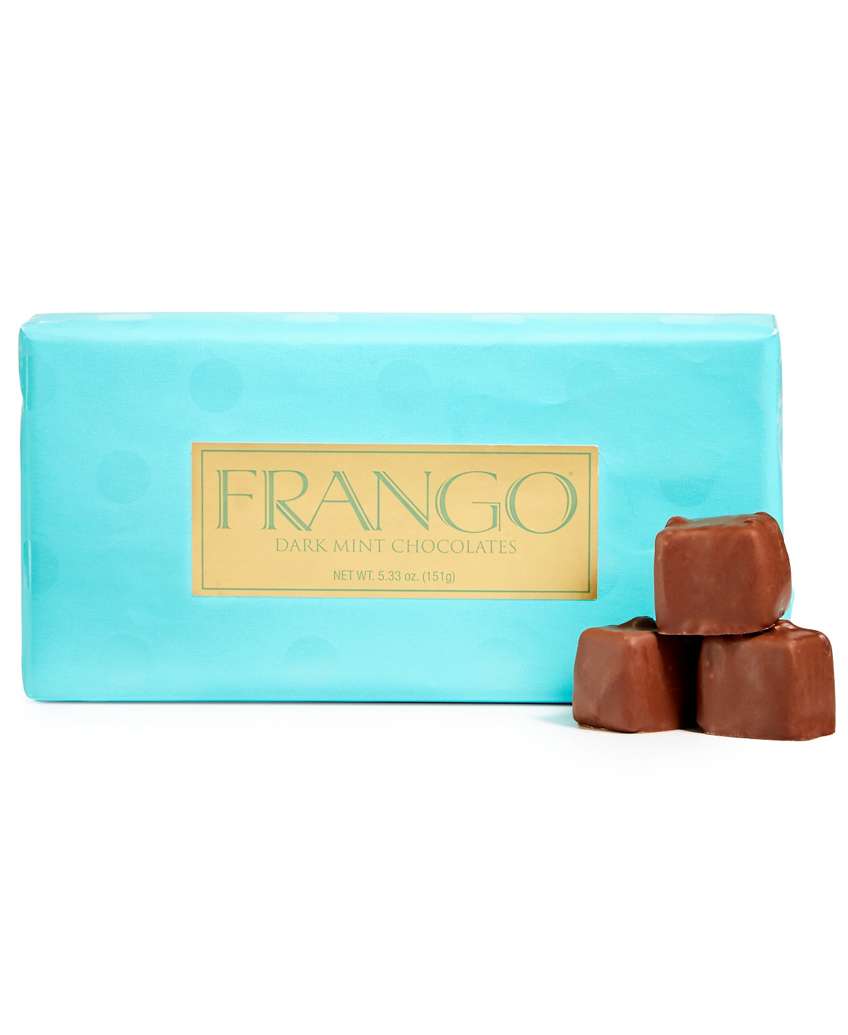 Frango Chocolates Spring 15-Pc. Dark Mint Box of Chocolates