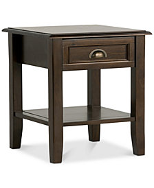 Hampstead End Table, Quick Ship