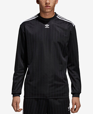 Adidas Men's Originals Long Sleeve Soccer Shirt by Adidas Originals